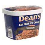 Dean's Foods -  Fat Free Ice Cream 0041900042967