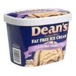 Dean's Foods -  Fat Free Ice Cream 0041900042974