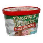 Dean's Foods -  Lowfat Ice Cream 1.75 quart,1.65 l 0041900068684