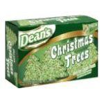 Dean's Foods -  Mint Ice Cream Treats Christmas Trees 0041900070021