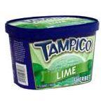 Dean Foods brands -  Sherbet Lime 1.75 qt,1.65 lt 0041900070687
