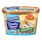 Dean Foods brands -  Moose Tracks Light Ice Cream 0041900071288
