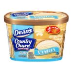 Dean Foods brands -  Vanilla Light Ice Cream 0041900071325