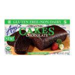 Amy's - Organic Chocolate Cake Gluten Free 0042272003389  / UPC 042272003389