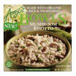 Amy's - Bowls Mushroom Risotto 0042272008339  / UPC 042272008339