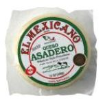 El Mexicano -  Cheese Sliced Queso Asadero 0042743123110