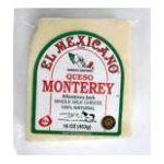 El Mexicano -  Cheese Queso Monterey 0042743124353