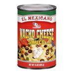 El Mexicano -  Nacho Cheese Sauce 0042743170817