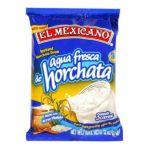 El Mexicano -  Instant Horchata Drink Agua Fresca De Horchata 0042743190204