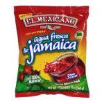 El Mexicano -  Sugar Natural Hibiscus Extract Citric Acid Artificial Coloring Fd&c Red 40 Fd&c Blue 1 0042743190211