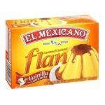 El Mexicano -  Caramel Custard W Vanilla Flan 0042743190679
