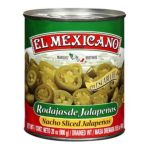El Mexicano -  Nacho Sliced Jalapeno Water Vinegar Carrots Onions Iodized Salt Vegetable Oil Calcium Chloride And Spices 0042743230160
