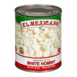 El Mexicano -  Ingredients White Hominy Prepared W Water & Salt Sodium Bisulfite Added To Promote Color Retension Contains Sodium Bisulfate Ingredient 0042743230528
