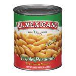 El Mexicano -  Prepared Peruano Beans Water Liquid Sugar Salt Liquid Calcium Chloride Garlic Powder Calcium Disodium Edta To Promote Color Retention 0042743230542