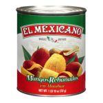 El Mexicano -  Mango Water Corn Syrup And Sugar 0042743230924