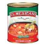 El Mexicano -  Beef Tripe Hominy Soup 0042743231426