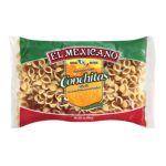 El Mexicano -  Shells Enriched Macaroni Product Conchitas 0042743250823