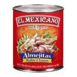 El Mexicano -  Baby Clams 0042743280097