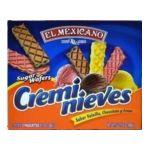 El Mexicano -  El Mexicano Creminieves Assorted Cookies Galletas Surtidas 0042743300863