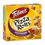 Totino's - Pizza Rolls Pizza Snacks Pepperoni 0042800005830  / UPC 042800005830