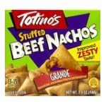 Totino's - Stuffed Beef Nachos 0042800006226  / UPC 042800006226