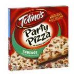 Totino's - Pizza Crisp Crust Sausage Party 0042800111005  / UPC 042800111005