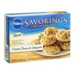 Pillsbury - Cream Cheese & Jalapeno Savorings Bread Bowl Bites 0042800277985  / UPC 042800277985