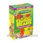 Edward & Sons -  Let's Do Organic Fruiti Bears Sour Gummies Assorted Fruit 0043182005623