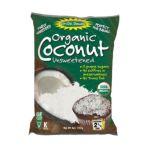 Edward & Sons -  Let's Do organic Shredded Coconut Food Service Size Bag 22 lb 0043182025201