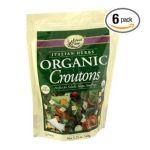 Edward & Sons -  Organic Croutons Italian Herbs 0043182100519