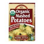 Edward & Sons -  Edward & Sons Organic Mashed Potatoes Home Style Boxes 0043182100700