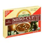 Edward & Sons -  Miso-cup Organic Traditional Soup With Tofu Single-serve Envelopes In 0043182200929