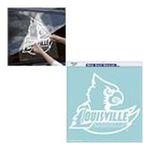 Wincraft -  Wincraft Louisville Cardinals 18x18 Die Cut Decal 0043662073531