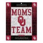 Wincraft -  Wincraft Oklahoma Sooners 10x13 Moms Team Wood Sign 0043662182080
