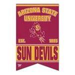 Wincraft -  Wincraft Arizona State Sun Devils 17x26 Premium Quality Banner 0043662190757