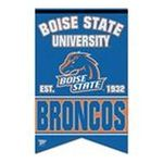 Wincraft -  Wincraft Boise State Broncos 17x26 Premium Quality Banner 0043662190764