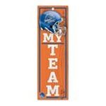 Wincraft -  Wincraft Boise State Broncos 4x13 Wood Sign 0043662191891