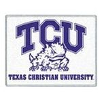 Wincraft -  Wincraft Texas Christian Horned Frogs Small Cutting Board 0043662194649