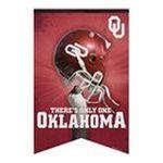 Wincraft -  Wincraft Oklahoma Sooners 17x26 Premium Quality Banner 0043662194885