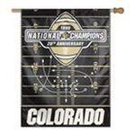 Wincraft -  Wincraft Colorado Buffalos 27x37 Vertical Flag 0043662197053