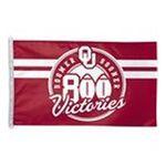 Wincraft -  Wincraft Oklahoma Sooners 3x5 Flag 0043662197916