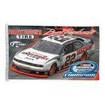 Wincraft -  Wincraft Brad Keselowski 2010 NASCAR(r) Nationwide Series(tm) Championship 1 Sided 3 x 5 Flag 0043662219014