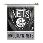 Wincraft -  Wincraft Brooklyn Nets 27x37 Vertical Flag 0043662308589