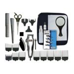 Wahl -  Deluxe Chrome Pro Complete Haircutting Kit 0043917795027