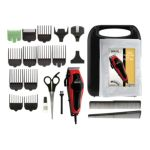 Wahl -  Corded Clip 'n Trim Clipper Trimmer Haircut Kit 1 trimmer 0043917799094