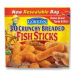 Gorton's Seafood -  Mini Fish Sticks 0044400102407