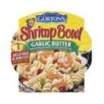 Gorton's Seafood -  Shrimp Bowl Garlic Butter 0044400122504