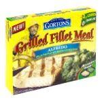 Gorton's Seafood -  Grilled Fillet Meal 0044400135504