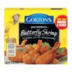 Gorton's Seafood -  Jumbo Butterfly Shrimp 0044400151702