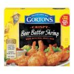Gorton's Seafood -  Beer Batter Shrimp 0044400151801